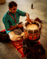 Indian Drummer (Singapore)