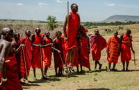Maasai Tribal Dance (Kenya)