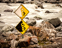 Glacial Runoff Danger (New Zealand)