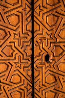 Wooden Door (Morocco)
