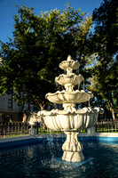 Prescott - Courthouse Plaza Fountain (Arizona)