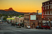 Prescott - Morning on Gurley St. (Arizona)