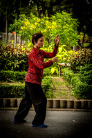 Tai Chi in the Morning (Thailand)