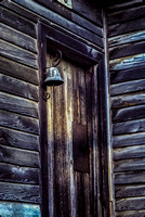 Old Cabin Doorway (Georgia)